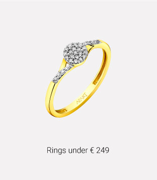 Rings up to 249€