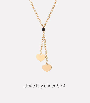 Jewellery up to 79€
