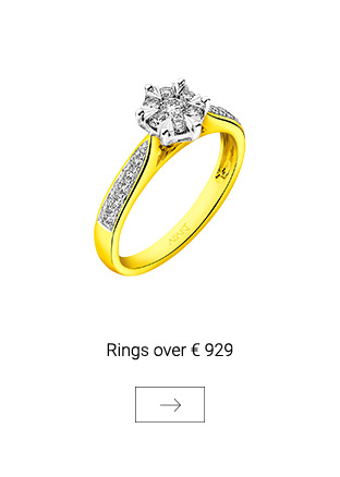 Rings above 929€
