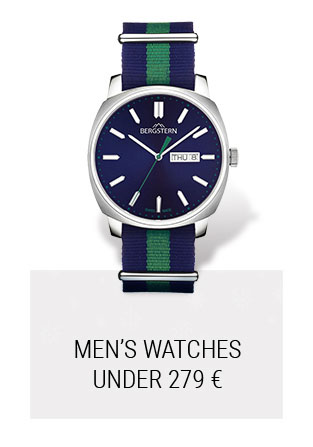Watches up to 250€