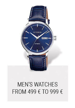 Watches up to 1000€