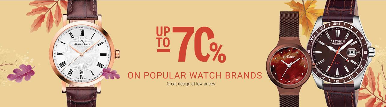 Elixa Watches