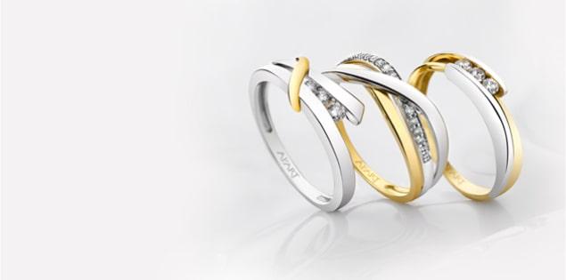 Diseños modernos: varios diamantes