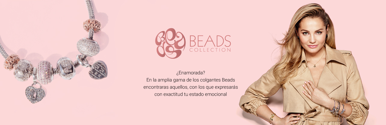 Beads collection