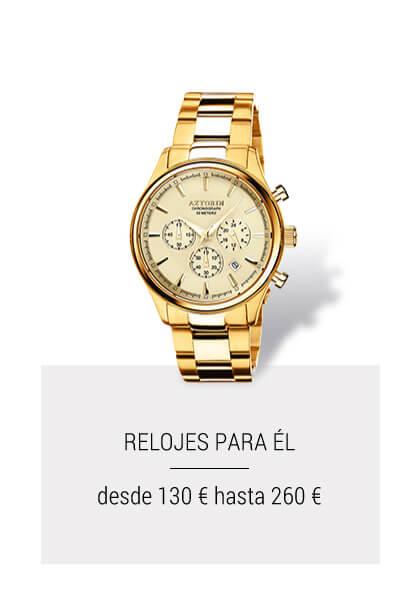 desde 130€ hasta 260€