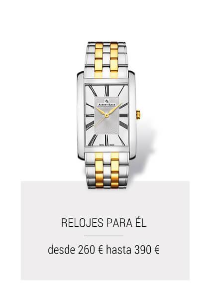desde 260€ hasta 390€